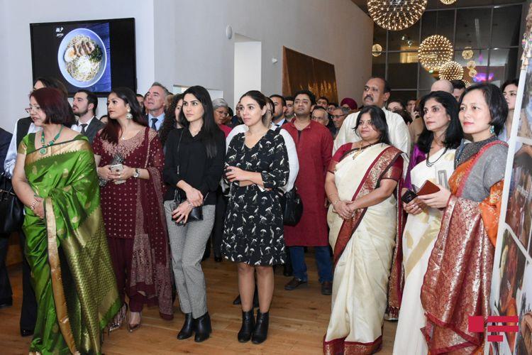 Bakıda Hindistan mədəniyyətinin tanıdılması ilə bağlı təqdimat keçirilib