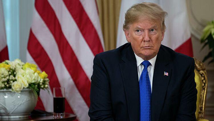 Комитет палаты представителей США утвердил статьи импичмента Трампу