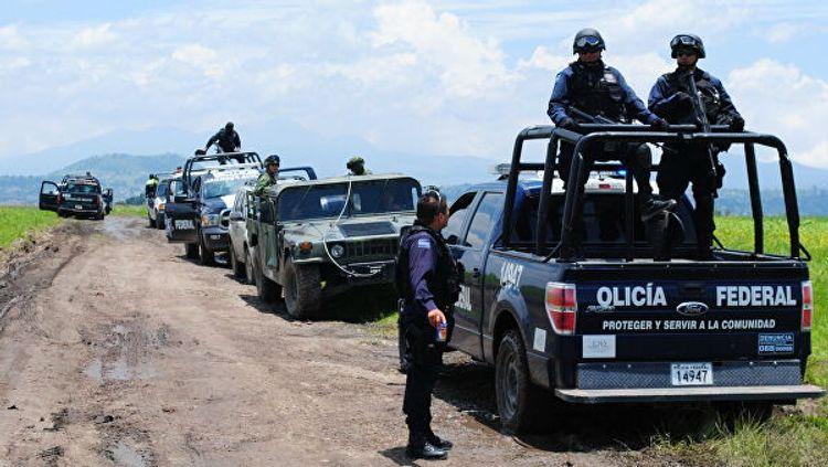В Мексике обнаружили части тел четырех похищенных ранее полицейских