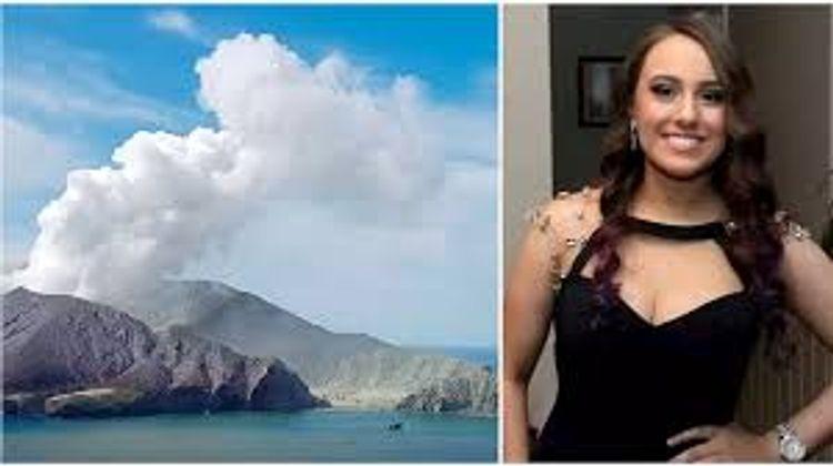 Krystal Eve Browitt named as victim as a result of New Zealand volcano
