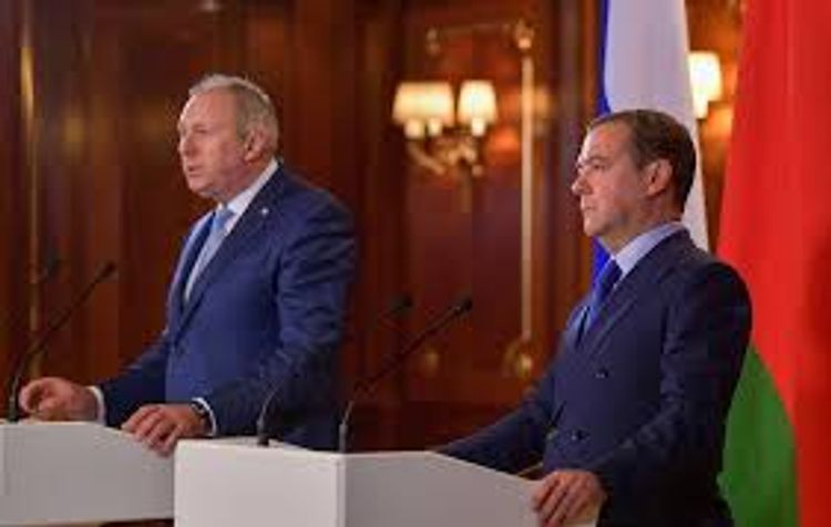 Russian, Belarusian prime ministers discuss integration, energy dialogue issues