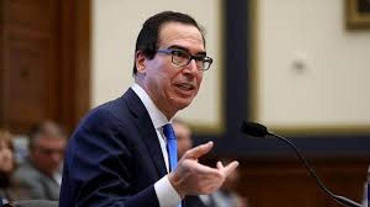 U.S. Treasury Secretary: U.S. sent troops to Saudi Arabia on defensive basis