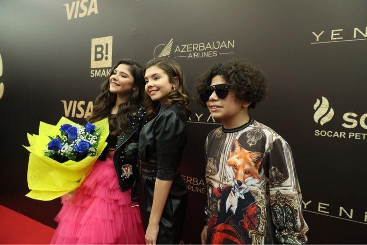 В Баку прошел гала-концерт очередного Международного детского фестиваля «Зима-2019», в концерте приняла участие Лейла Алиева – ФОТО