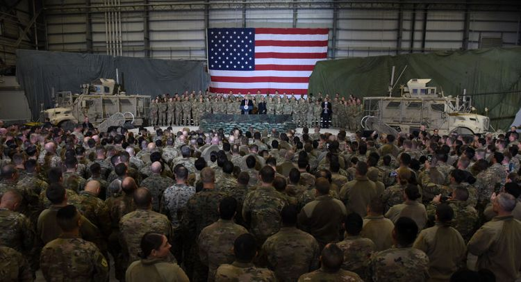 US intends to announce withdrawal of 4,000 troops from Afghanistan next week