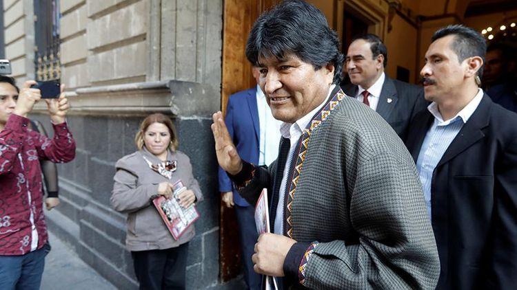 В Боливии выпишут ордер на арест Моралеса