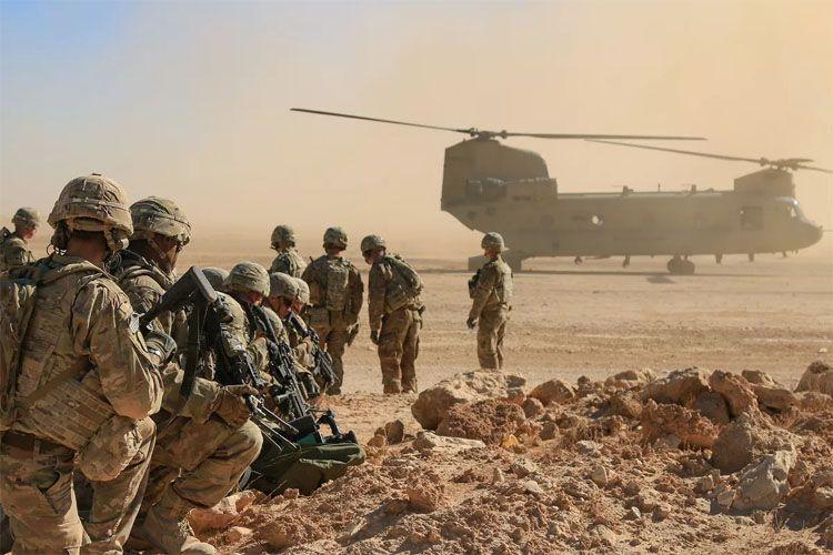 США намерены вывести треть своих военных из Афганистана