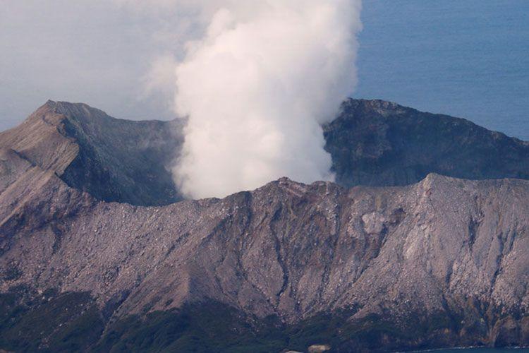 Число жертв извержения вулкана в Новой Зеландии достигло 18 человек