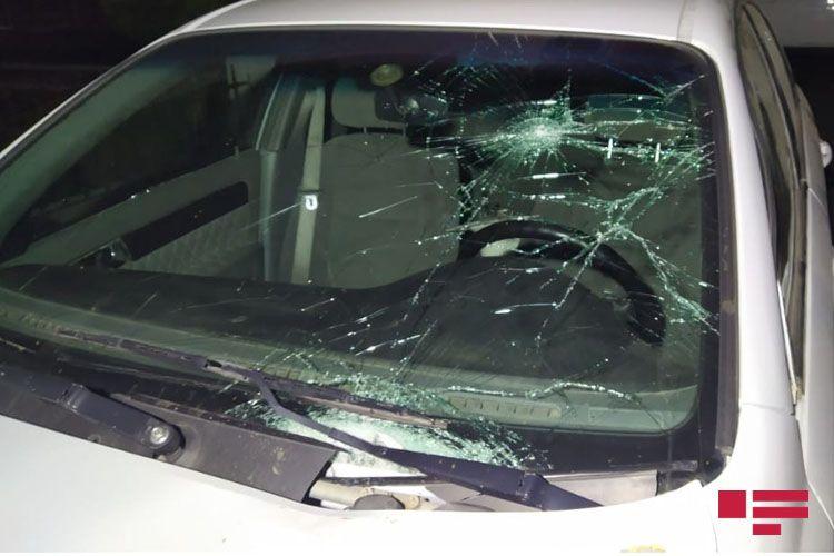 Goranboyda avtomobillə vurulan məktəbli xəstəxanada ölüb