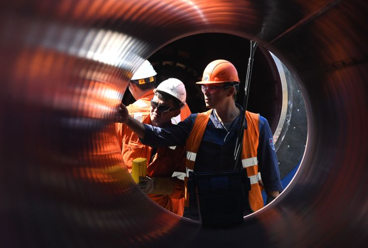 Nord Stream 2 Asks Germany to Allow Construction Through Winter