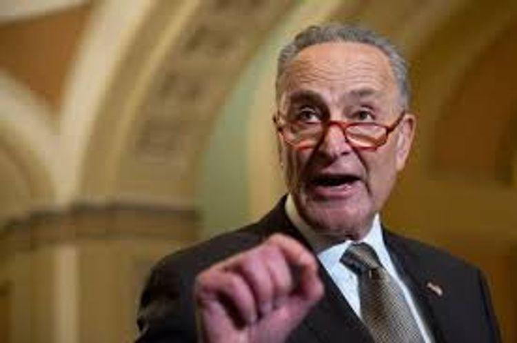 Schumer wants Bolton, Mulvaney to testify in Senate impeachment trial