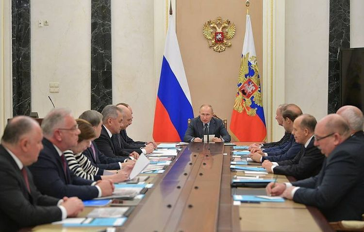 Putin says Russia