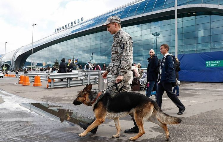 All Moscow airports checked after bomb threats