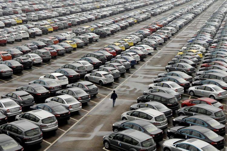 Ввоз автомобилей в Азербайджан резко увеличился