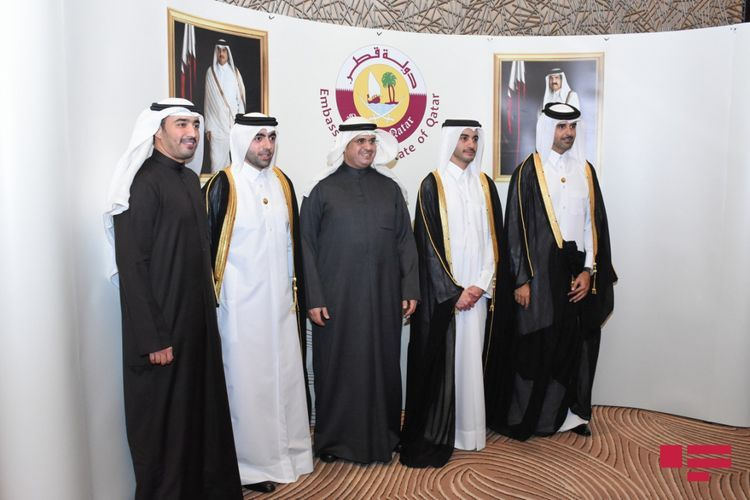 Official reception held on occasion of Qatar's National Day