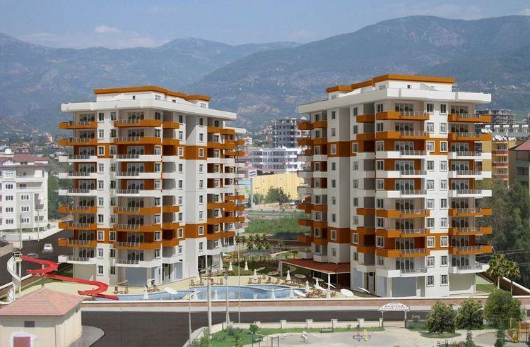 В этом году граждане Азербайджана купили в Турции 1 045 единиц недвижимости