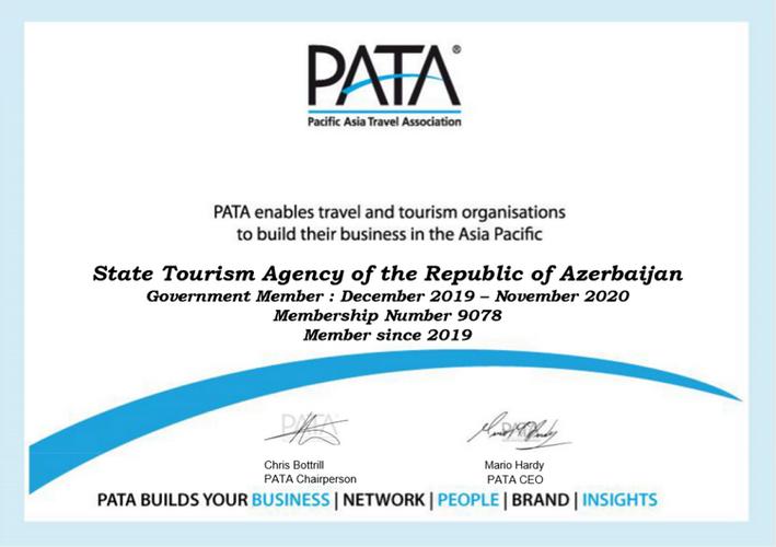 Azərbaycan beynəlxalq turizm təşkilatına üzv seçilib