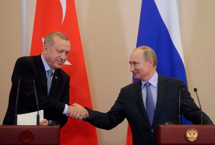 Putin, Erdogan to meet in early January in Turkey