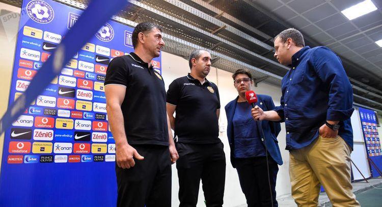 UEFA may disqualify Armenian Football Federation