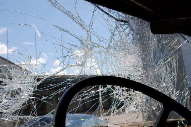 На дороге Баку-Газах перевернулся микроавтобус,2 человека погибли, 5 ранены - ОБНОВЛЕНО-1
