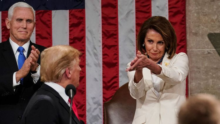 Trump writes angry impeachment letter to Pelosi