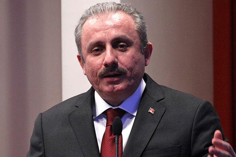 """Türkiyə parlamentinin sədri: """"Türkiyə bütün beynəlxalq platformalarda Ermənistanın işğalçı olduğunu bəyan edir"""""""