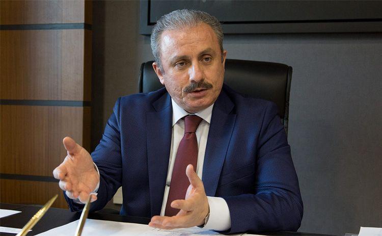"Mustafa Sentop: ""We believe reforms under leadership of President Ilham Aliyev will lead to very successful results"""