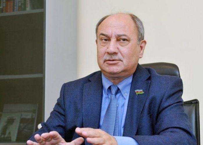 Azerbaijani Parliamentarian hospitalized