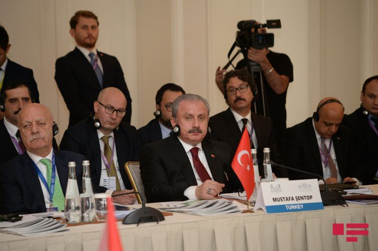 """Chairman of Turkish parliament: """"UN Security Council has turned into institution which can't see regional problems with eyes of regional peoples"""""""