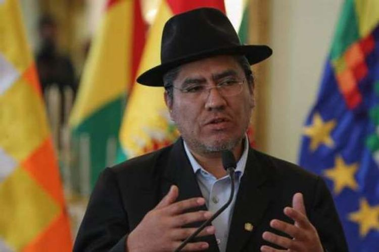 Former Bolivian Foreign Minister Diego Pary ready to join presidential race in 2020