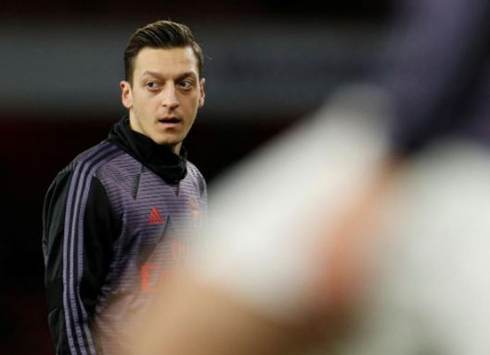 Ozil removed from computer game in China over Uighur comments