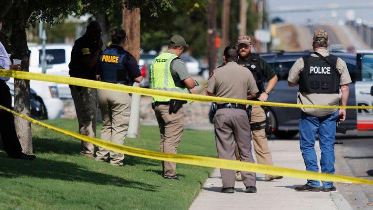 4 injured in U.S. Texas shooting