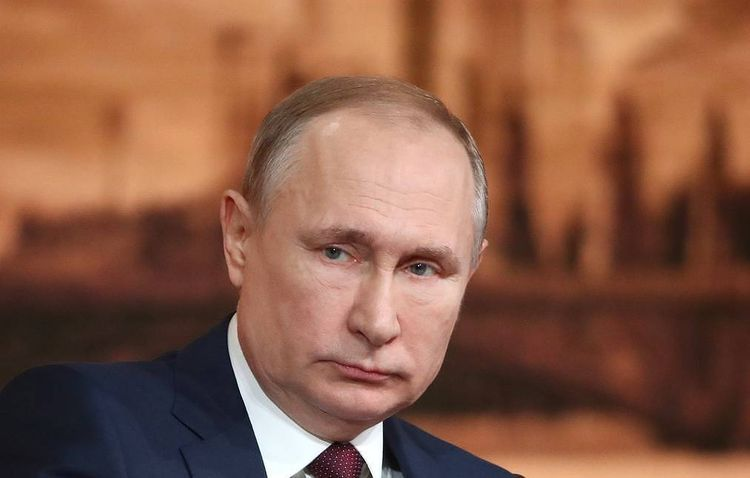 Russia to mirror US sanctions, Putin says