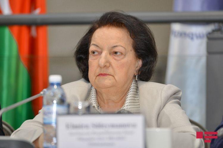 Эльмира Сулейманова удостоена ордена «За службу Отечеству» 2-й степени