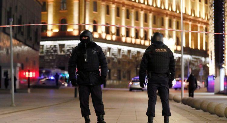 Rusiya FTX: Moskvada silahlı insident zamanı 1 nəfər ölüb - <span class=