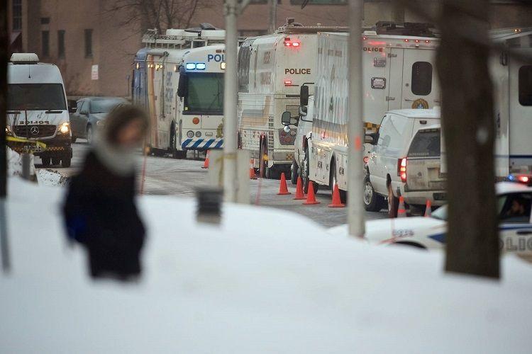 Kanadada naməlum silahlı 3 nəfəri yaralayıb