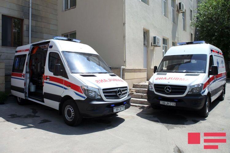 В Баку трое малолетних детей отравились угарным газом