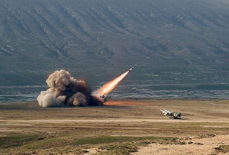 Подразделения ПВО выполнили боевые стрельбы - ФОТО - ВИДЕО