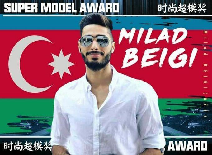 Двукратный чемпион мира-азербайджанец признан лучшей моделью