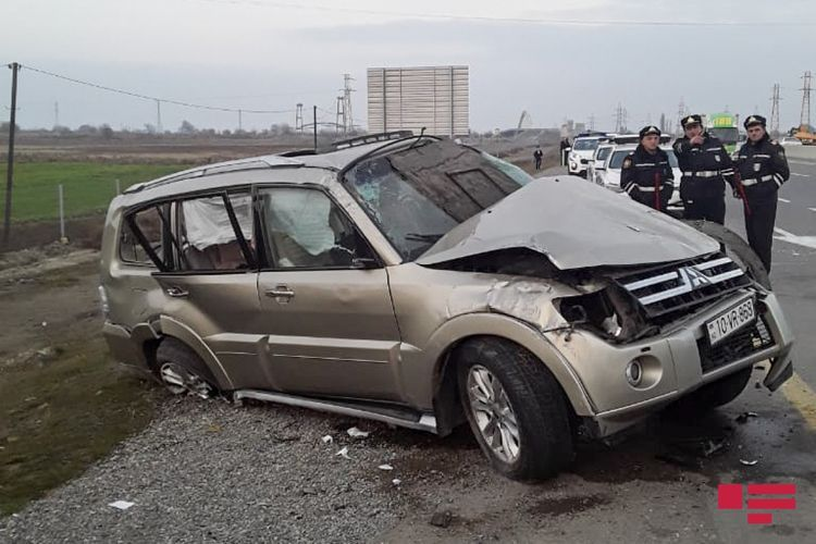 3 family members died, 2 injured in traffic accident in Azerbaijan - <span class='red_color'>UPDATED</span>