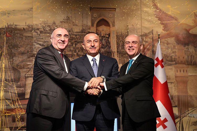 Azerbaijani, Turkish and Georgian FMs to hold tripartite meeting tomorrow