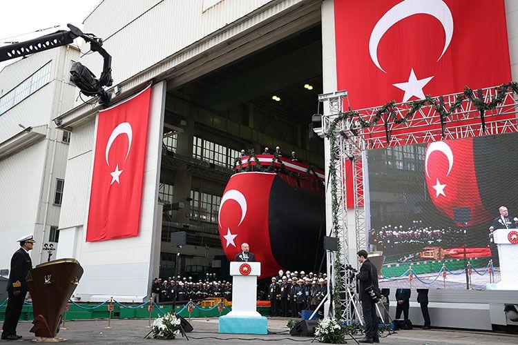 Türkiyə 2027-ci ilə qədər 6 sualtı qayıq istifadəyə verəcək