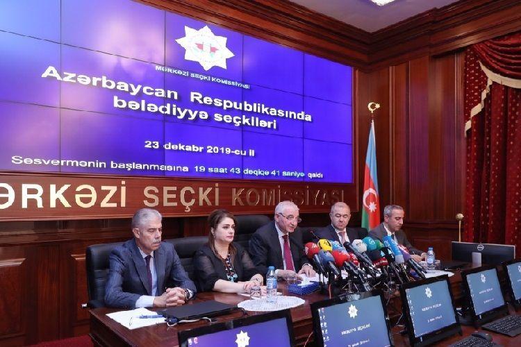 В Азербайджане началось голосование на муниципальных выборах