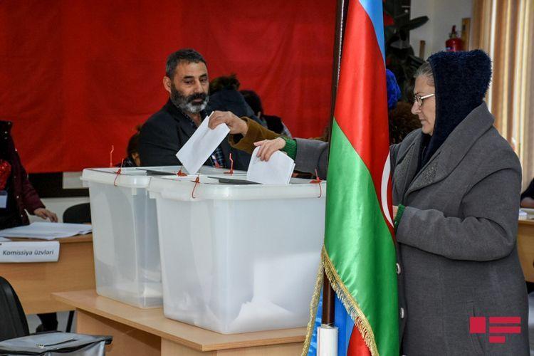 Муниципальные выборы в Азербайджане - <span class=