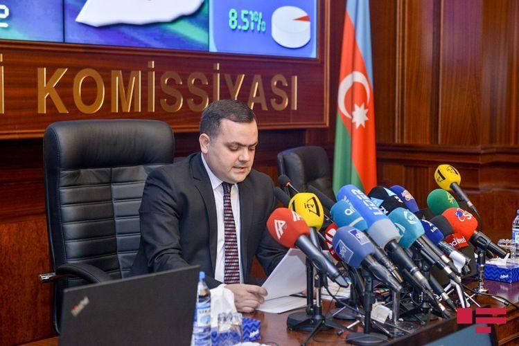 ЦИК: Явка избирателей на муниципальных выборах в Азербайджане составила 32,72 %