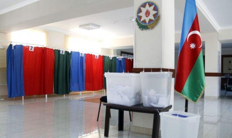Названы округи с самой высокой и низкой явкой на выборах в Азербайджане