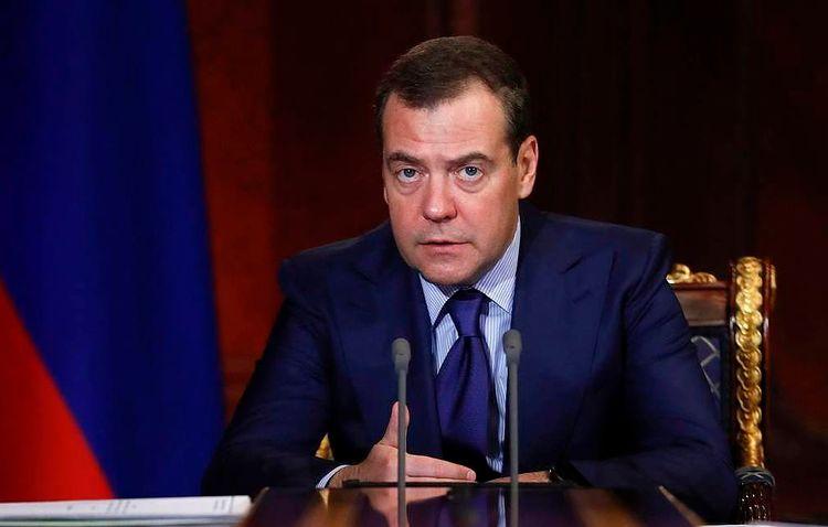 "Dmitry Medvedev: ""Nord Stream 2 will be built, despite US sanctions"""