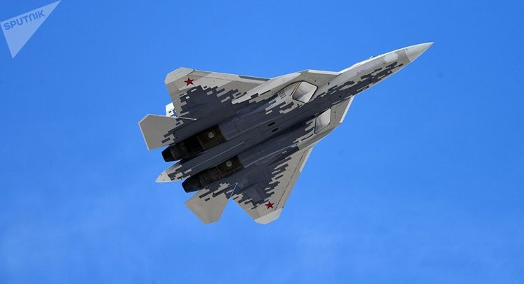 Russia's Su-57 fifth-generation fighter jet crashes in Far East