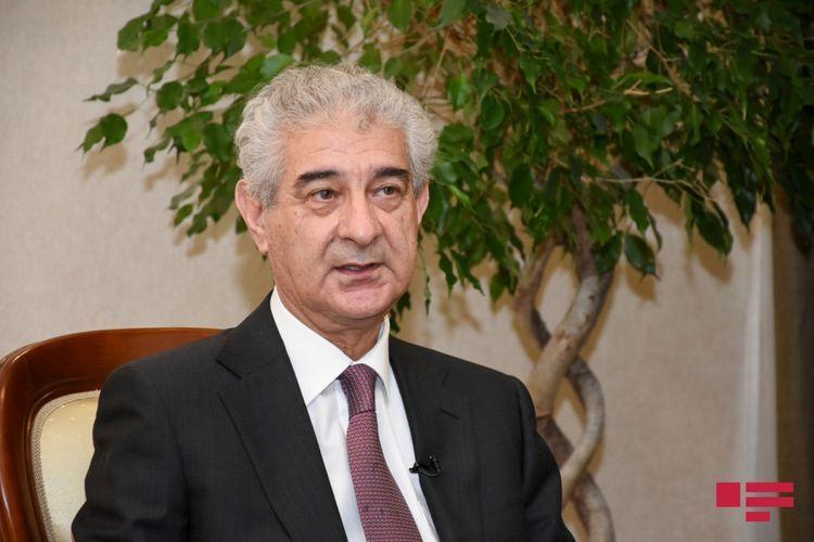 Али Ахмедов: Ильхам Алиев известный и уважаемый в мире лидер  - ИНТЕРВЬЮ  - ВИДЕО