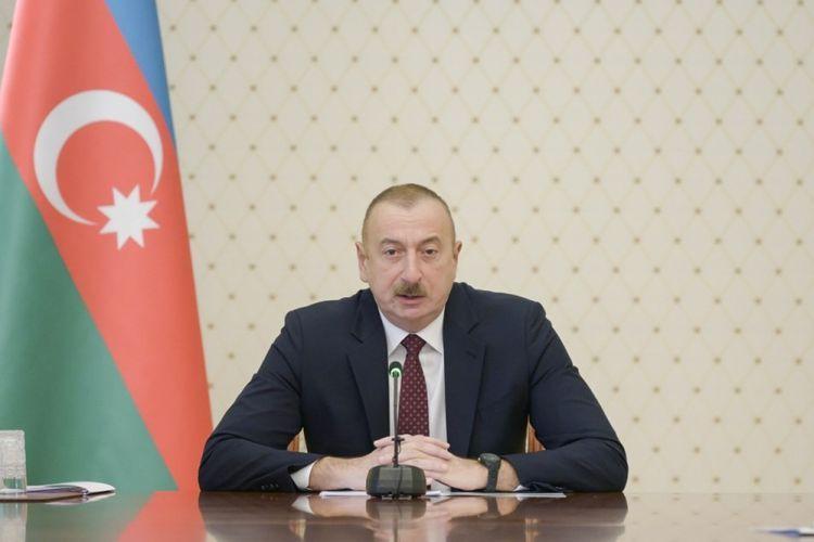 Azerbaijani President congratulates Simonetta Sommaruga
