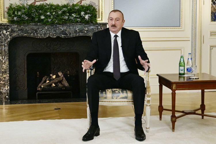 Президент Ильхам Алиев рассказал о недавнем аресте высокопоставленных чиновников